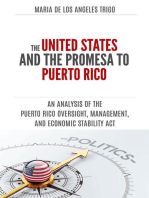 The United States and the PROMESA to Puerto Rico: an analysis of the Puerto Rico Oversight, Management, and Economic Stability Act