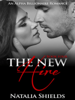 The New Hire, Book 4 (Alpha Billionaire Romance Series)