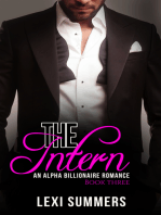 The Intern, Book 3 (Alpha Billionaire Romance Series)