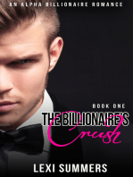 The Billionaires Crush (Book 1)