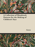 A Collection of Woodwork Patterns for the Making of Children's Toys
