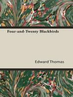 Four-And-Twenty Blackbirds
