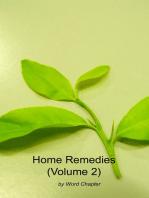Home Remedies (Volume 2)
