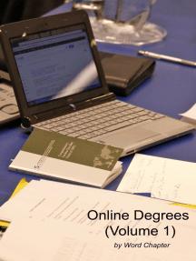 Online Degrees (Volume 1)