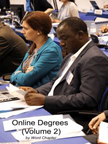 Online Degrees (Volume 2)