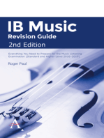 IB Music Revision Guide 2nd Edition: Everything you need to prepare for the Music Listening Examination (Standard and Higher Level 2016-2019)