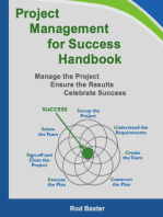Project Management for Success Handbook