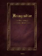 Hexagradior - The Bible of Magic