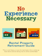 No Experience Necessary - Rental Property Retirement Guide