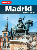 Berlitz Pocket Guide Madrid (Travel Guide eBook)