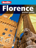 Berlitz Pocket Guide Florence (Travel Guide eBook)