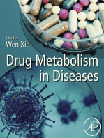 Drug Metabolism in Diseases