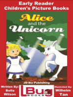 Alice and the Unicorn