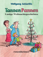 TannenPannen - Lustige Weihnachtsgeschichten