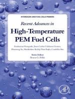 Recent Advances in High-Temperature PEM Fuel Cells