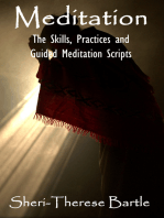 Meditation: The Skills, Practices and Guided Meditation Scripts