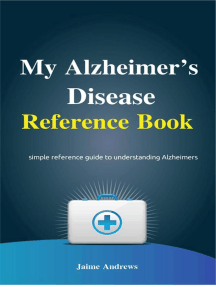 My Alzheimer's Disease Reference Book: Reference Books, #3