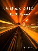 Outlook 2016 - Up To Speed