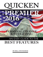 Quicken Premier 2016 Personal Finance and Budgeting