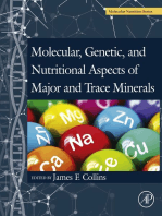 Molecular, Genetic, and Nutritional Aspects of Major and Trace Minerals