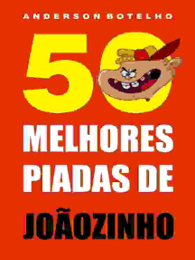 50 Melhores piadas de Joãozinho