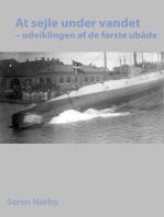 At sejle under vandet