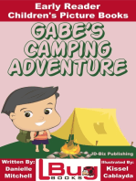 Gabe's Camping Adventure