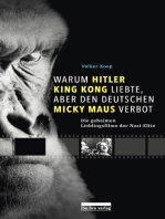 Warum Hitler King Kong liebte, aber den Deutschen Mickey Maus verbot