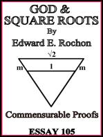 God & Square Roots