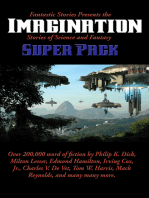 Fantastic Stories Presents the Imagination (Stories of Science and Fantasy) Super Pack