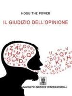 Il giudizio dell'opinione