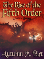 Rise of the Fifth Order Complete Trilogy Bundle