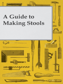 A Guide to Making Wooden Stools