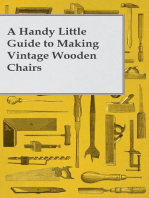 A Handy Little Guide to Making Vintage Wooden Chairs