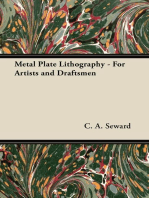 Metal Plate Lithography - For Artists and Draftsmen