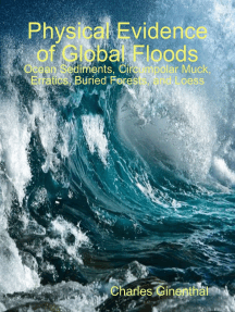 Physical Evidence of Global Floods: Ocean Sediments, Circumpolar Muck, Erratics, Buried Forests, and Loess