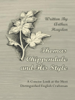 Thomas Chippendale and His Style - A Concise Look at the Most Distinguished English Craftsman