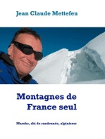 Montagnes de France seul
