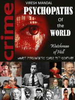 Psychopaths of the World