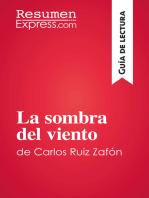 La sombra del viento de Carlos Ruiz Zafón (Guía de lectura)