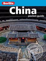 Berlitz Pocket Guide China (Travel Guide eBook)