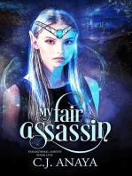 My Fair Assassin: Paranormal Misfits, #1