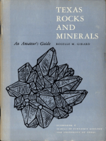 Texas Rocks and Minerals