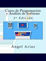 Curso de Programación y Análisis de Software - 2ª Edición