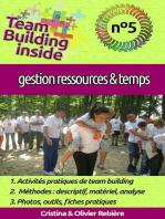 Team Building inside n°5 - gestion ressources & temps