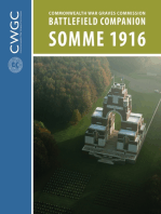 CWGC Battlefield Companion Somme 1916