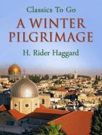 A Winter Pilgrimage
