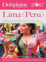 Lima (Peru) - The Delaplaine 2017 Long Weekend Guide: Long Weekend Guides