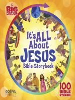 It's All About Jesus Bible Storybook