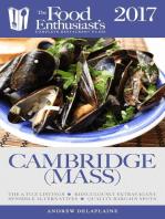 Cambridge (Mass.) - 2017